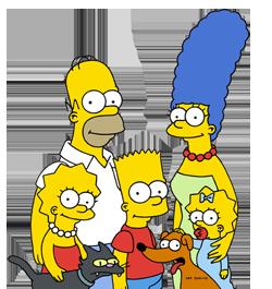 The Simpsons (Niklassons?)