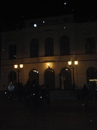 Gamla teatern i Växjö