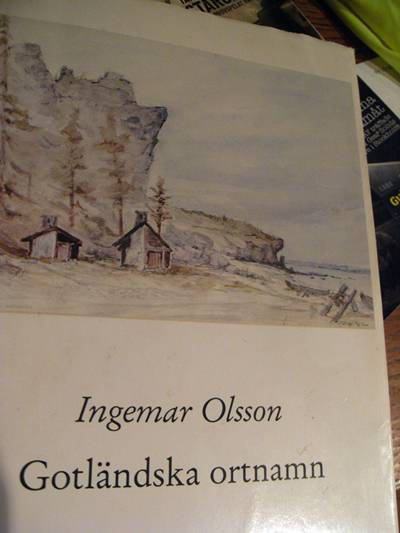 Gotländska ortnamn